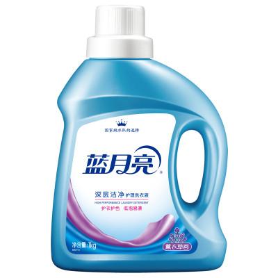 蓝月亮 深层洁净护理洗衣液(薰衣草) 1kg/瓶