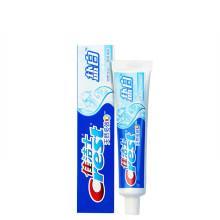 佳洁士盐白牙膏(自然洁白+倍感清新)90克 宝洁出品 消炎除口臭