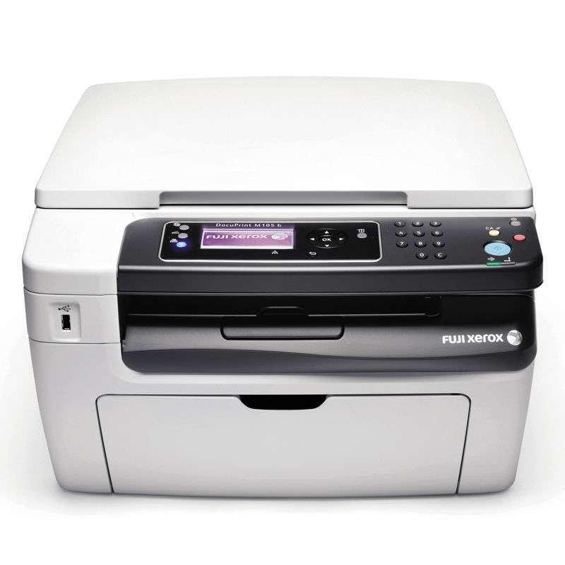 富士施乐(Fuji Xerox)黑白激光一体机 DocuPrint M158b