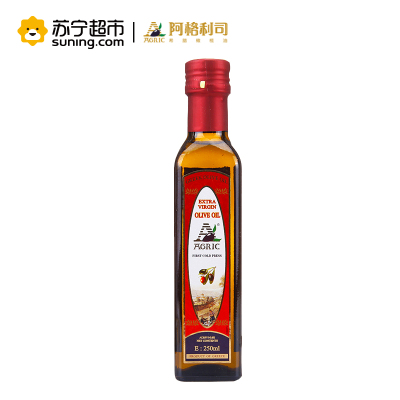 阿格利司(Agric) 特级初榨橄榄油 250ml(希腊)