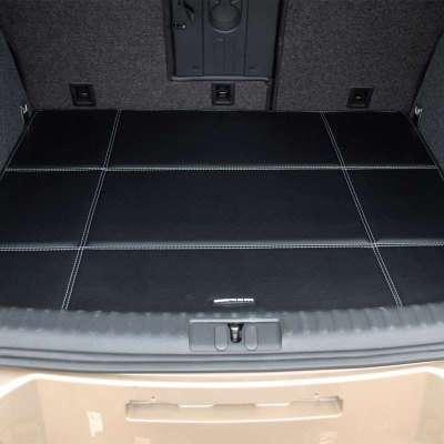 rzm高级皮革汽车后备箱垫