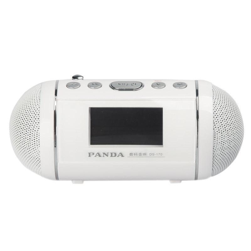 熊猫数码音响播放器DS-170 白色