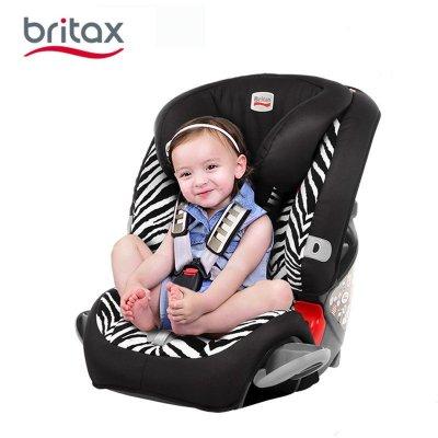 【苏宁自营】宝得适(Britax)汽车儿童安全座椅 超级百变王(9个月-12岁)斑马色