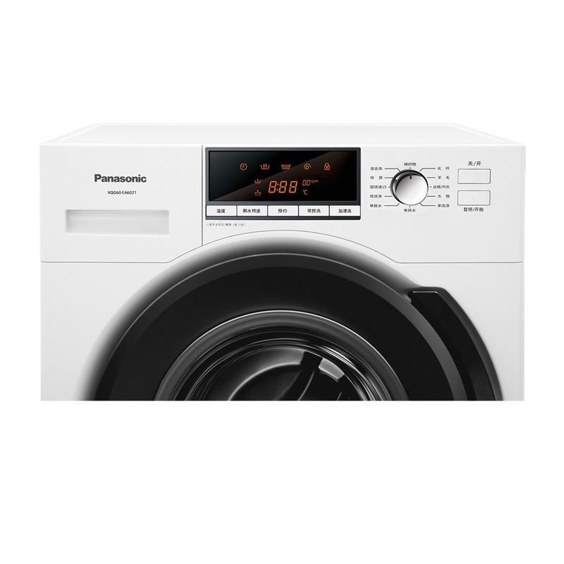 松下洗衣机xqg60-e6021