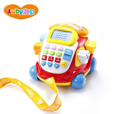 AUBY 澳贝 启智系列 电子汽车电话 463429DS