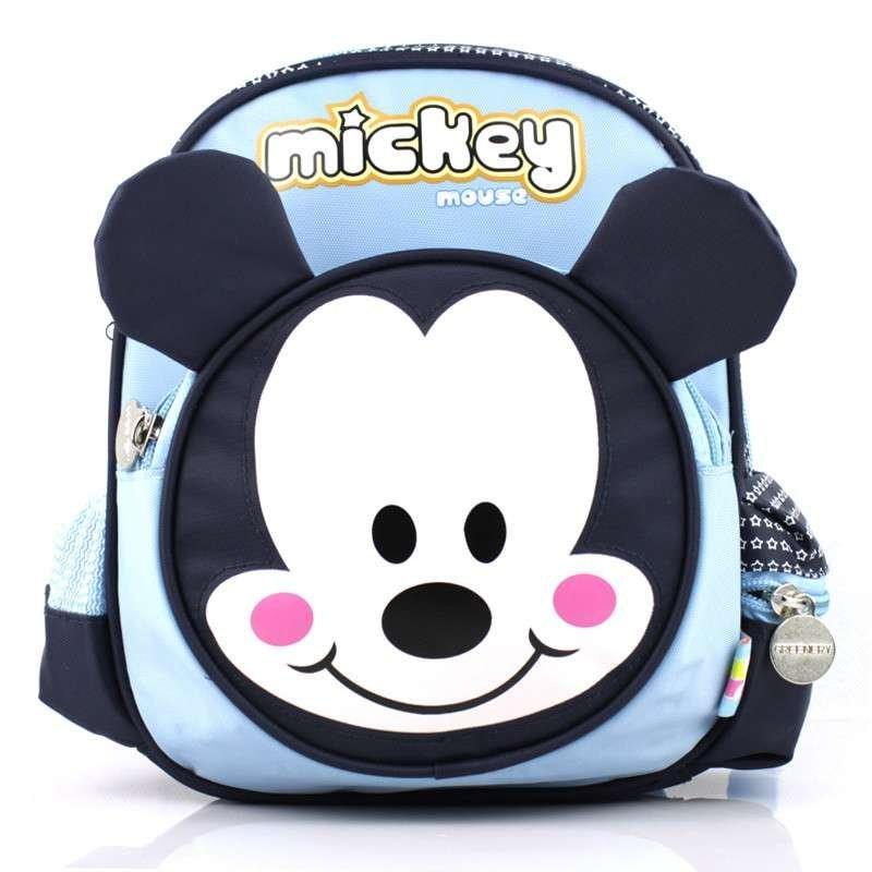 幼儿园书包迪士尼书包米奇儿童小书包 可爱男女宝宝1