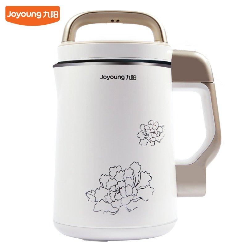 九阳(Joyoung)DJ13B-C639SG 智能免滤多功能全钢豆浆机