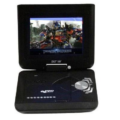 先科移动可视DVD ST-6122