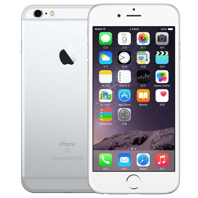 Apple iPhone 6 Plus 16GB 银色 移动联通电信4G手机