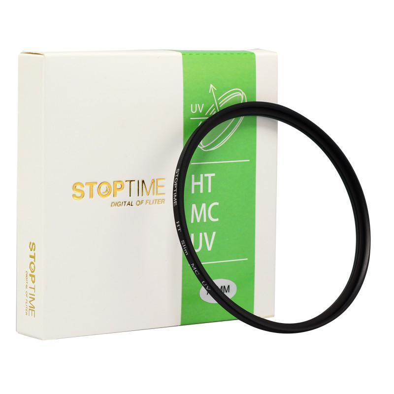 STOPTIME HT MC UV 82mm多层镀膜 超薄超清UV镜