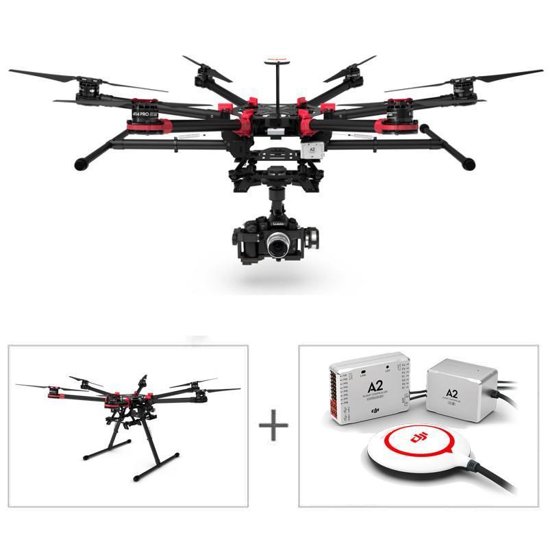 大疆(DJI) S900 专业六轴航拍飞行器/航拍飞机 S900+A2