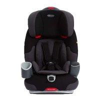 GRACO美国葛莱graco鹦鹉螺五点安全带固定8J58CACN儿童汽车安全座椅 (9个月-12岁)