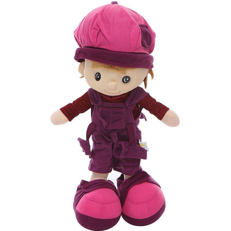 雅皮士 卡通毛绒玩具公仔布娃娃 玩偶 送女生朋友生日