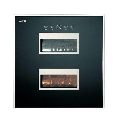 德国UKS厨卫电器保洁消毒碗柜ZTD120A-T06