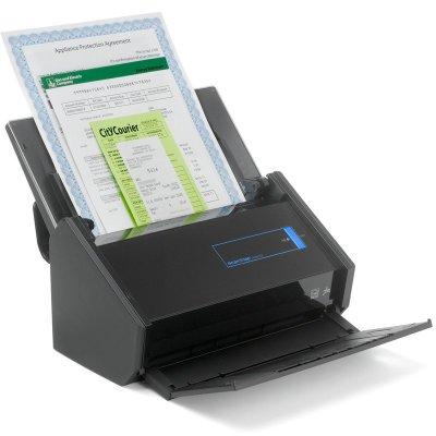 富士通(Fujitsu)iX500扫描仪A4高速双面自动进纸无线WiFi传输