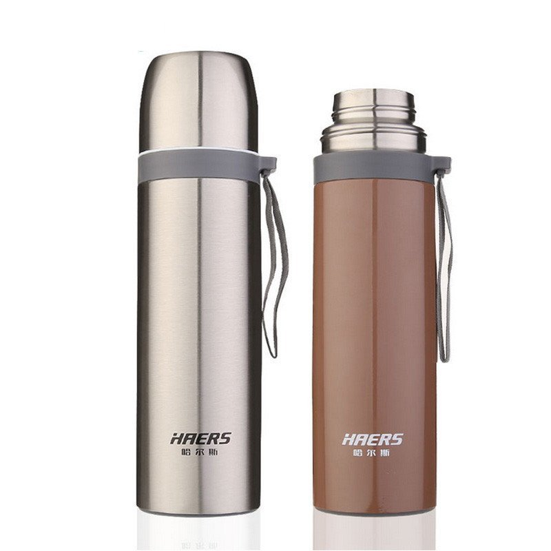 (哈尔斯专卖店) 一年包换 哈尔斯保温杯lb-500-13不锈钢真空保温杯