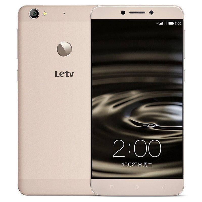 乐视(Letv)手机 乐1S 16G 移动联通双4G 金色