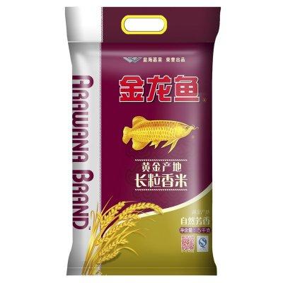 金龙鱼黄金产地长粒香大米 5kg