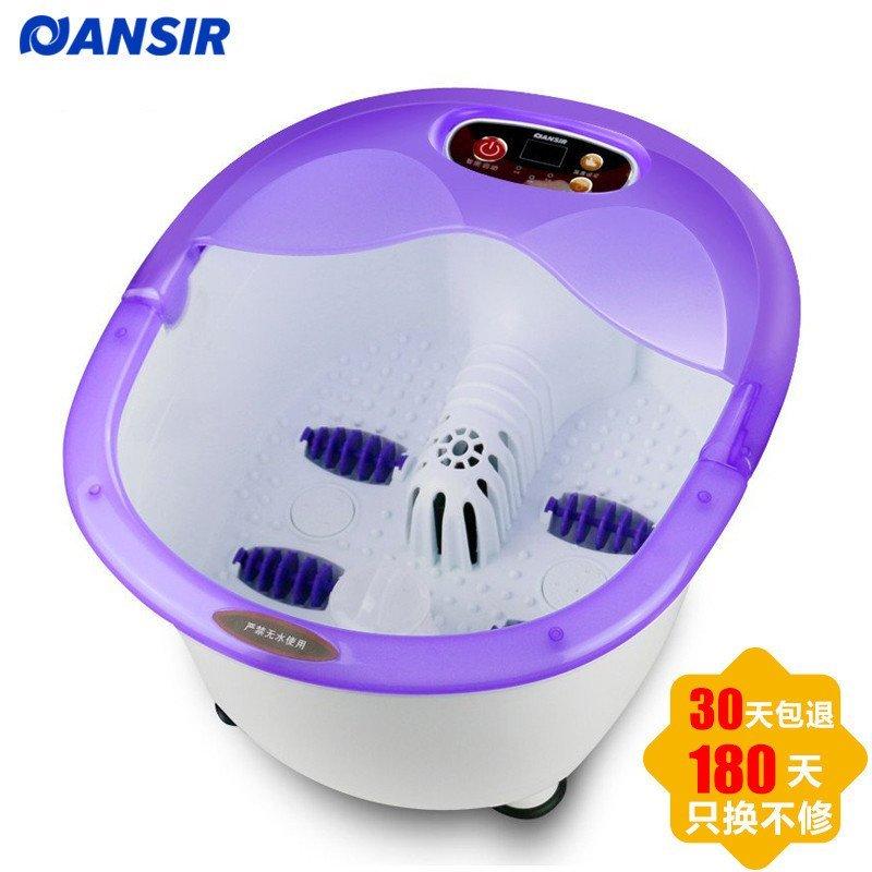 安仕(ANSIR) ASZ-512 按摩足浴盆 臭氧杀菌健康养生洗脚盆 智能版
