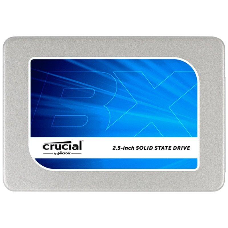 英睿达(Crucial)BX200系列480G SSD固态硬盘SATA3(CT480BX200SSD1)