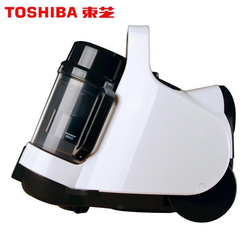 东芝(TOSHIBA) 吸尘器VC-GC31EC 旋风智能静音家用大吸力吸尘器小巧精致