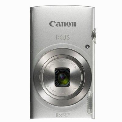 佳能(Canon)IXUS 175 家用便携高清数码卡片机(银色)