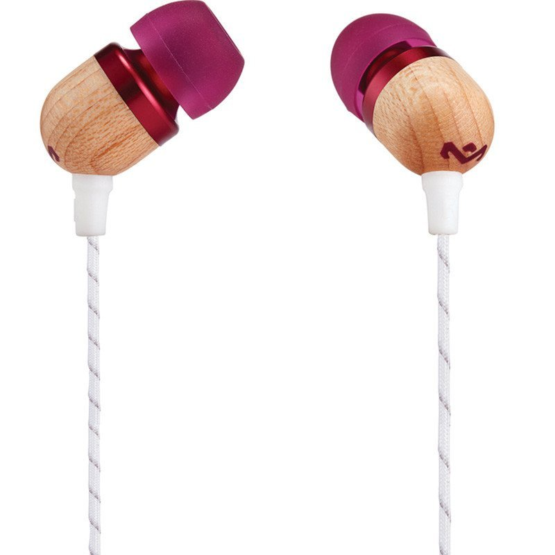 MARLEY SMILE JAMAICA入耳式耳机EM-JE041-PU 紫色