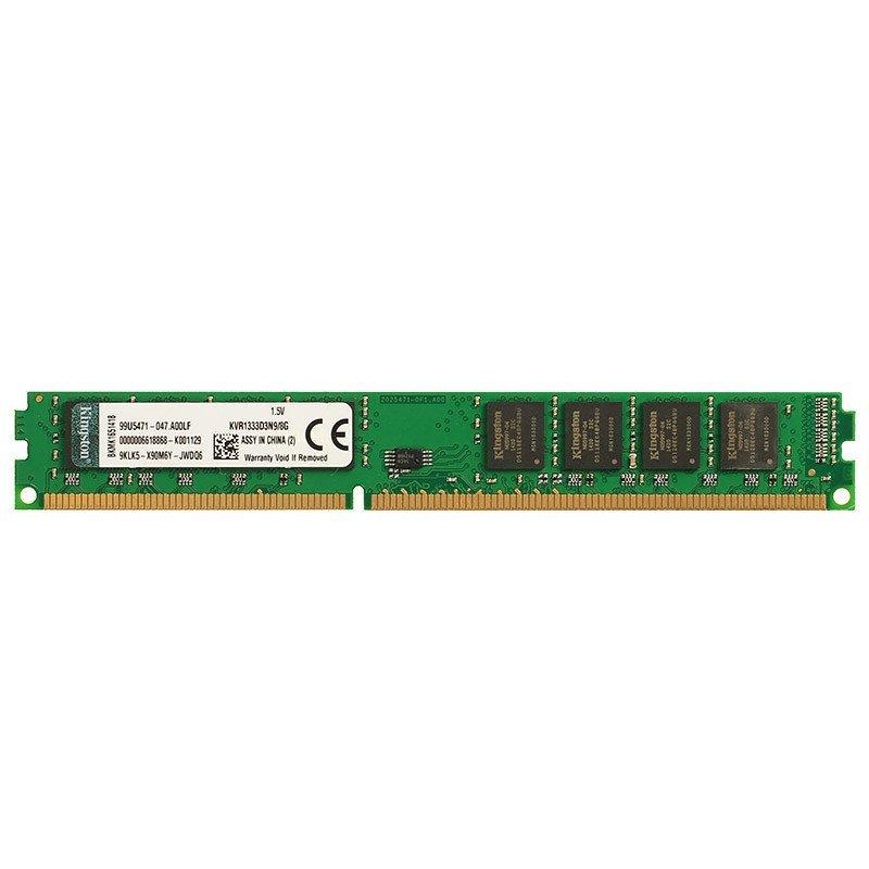 金士顿 (Kingston) DDR3 1333 8GB 台式机内存 标准电压(1.5V)