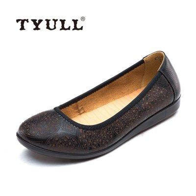垂釣者(TYULL) 女士休閑鞋女單鞋平底鞋 1623