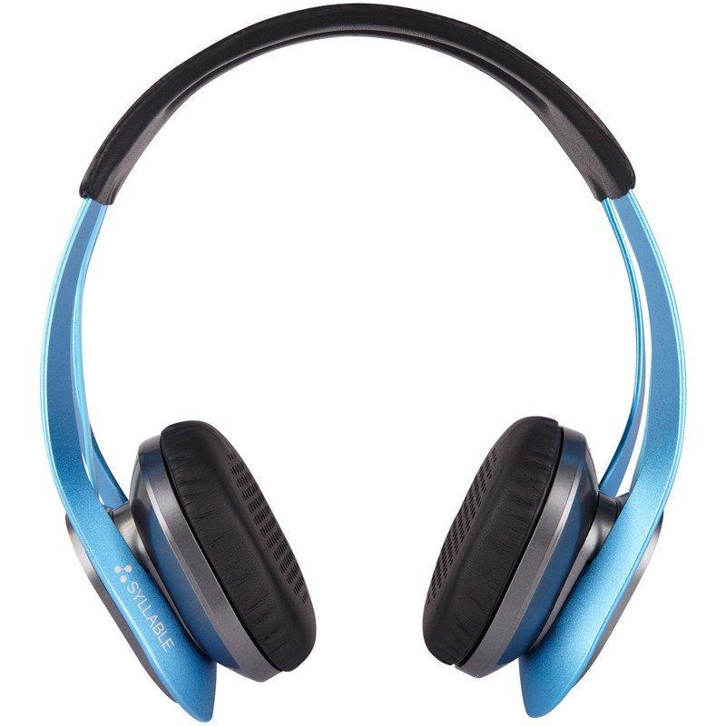 赛尔贝尔(SYLLABLE) G700-004 艾弗森纪念版 金属质感潮品 头戴式蓝牙耳机 蓝色