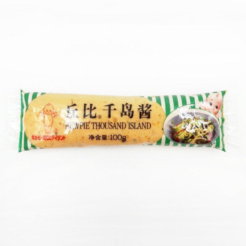 【苏宁易购超市】丘比千岛酱100克
