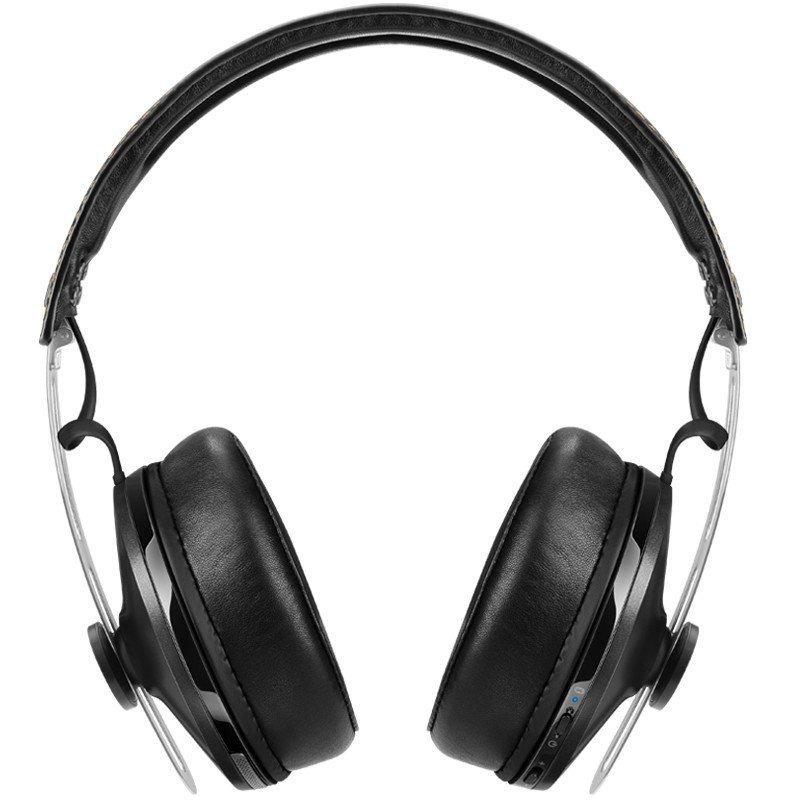 森海塞尔(sennheiser)momentumwireless包耳式蓝牙无线耳机主动降噪