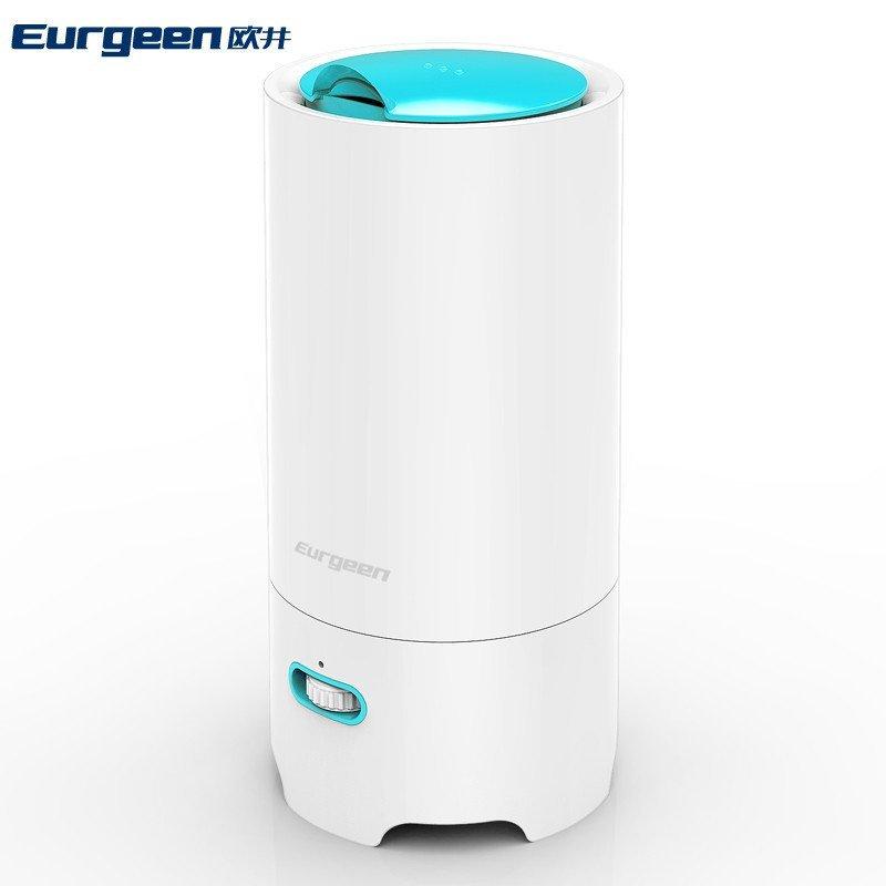 欧井(Eurgeen)OJS-301B 家用加湿器 3L迷你办公室空调卧室补水增湿机 静音