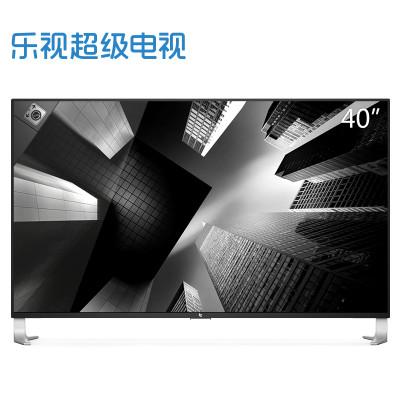 乐视超级电视 超4 X40 40英寸智能高清液晶网络电视(标配底座)