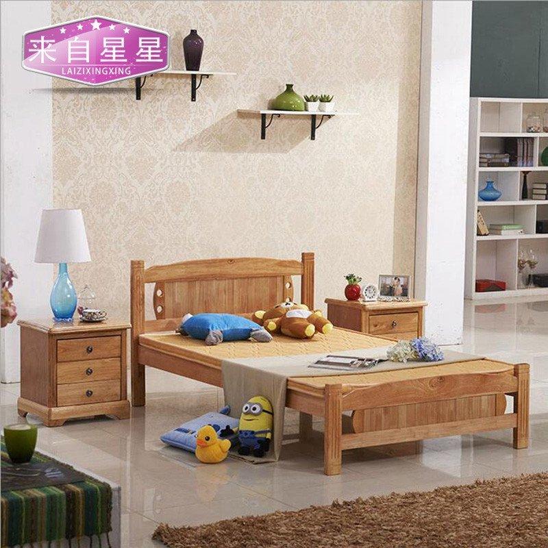 来自儿童床好看现代男孩床套房家具v儿童星星家具搭配简约墙什么粉红色图片