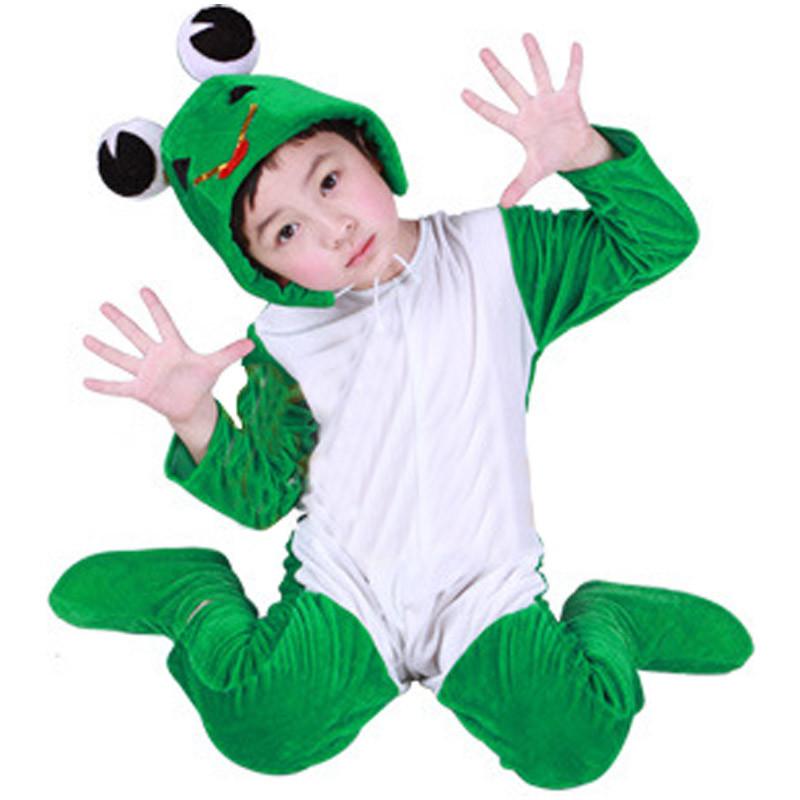 小青蛙找妈妈服装_
