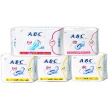 ABC日用卫生巾 轻透薄网感棉柔240mm*8片 (含澳洲茶树精华)