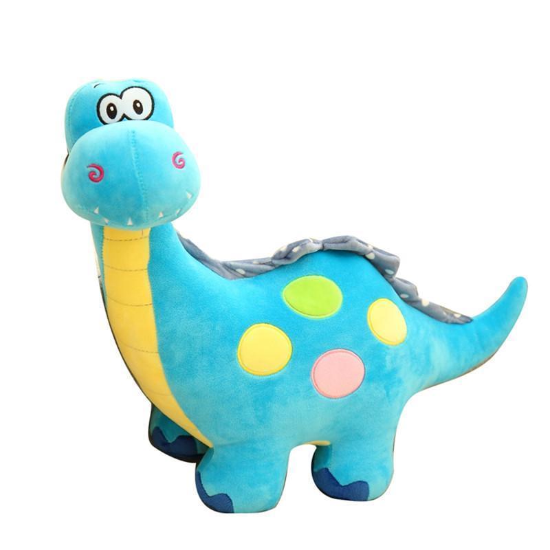 侏罗纪恐龙毛绒玩具卡通公仔玩偶布娃娃可爱创意儿童日礼物霸王龙