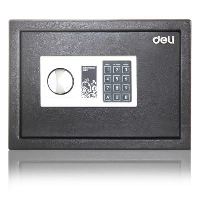 得力保险箱/柜系列92620电子密码保管箱