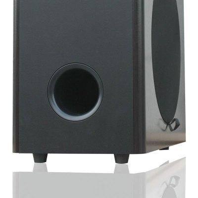奔腾(BNTN)音响 音箱 无源低音炮 家庭影院低音炮音箱 黑色低音炮