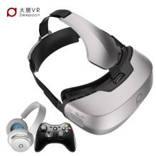 大朋VR一体机 M2 HIFI娱乐套装 V1头戴式消噪耳机 蓝牙游戏手柄 虚拟现实游戏影音套装