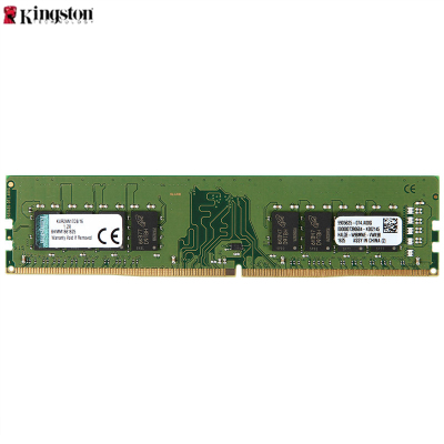 金士顿(Kingston)KVR DDR4 2400 16GB 台式机内存条