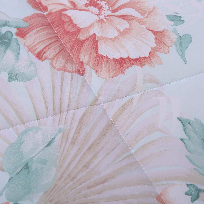 富安娜家纺 婉悦四季被 1.5床适用(203*229cm) 粉色
