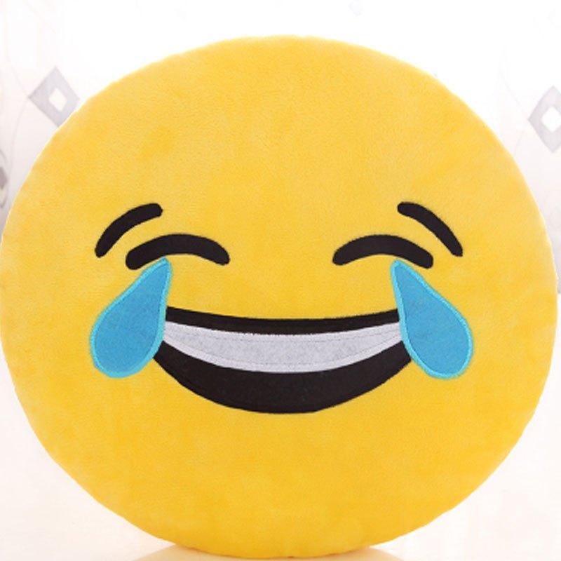 QQ表情公仔抱枕毛绒玩具搞怪雷神可爱表情女生包表情可爱图片