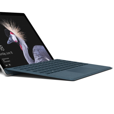 Microsoft Surface Pro Signature 鍵盤保護蓋 (鈷藍色)