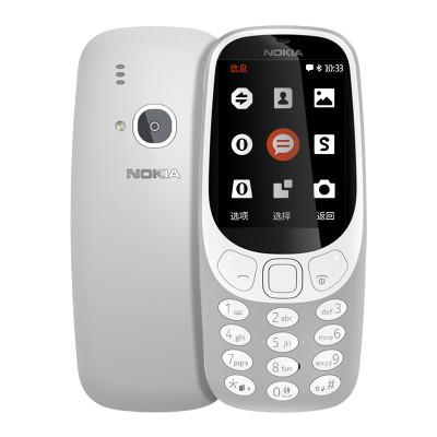 诺基亚NOKIA 3310 DS 灰色