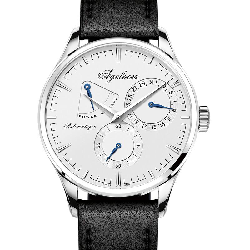 动能日历男表 瑞士手表 金表 运动手表图片
