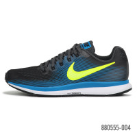 耐克NIKE 2017 秋 男 跑鞋 NIKE AIR ZOOM PEGASUS 34 880555-004 880555-004 9/42.5码