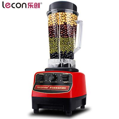 乐创(lecon)KYH-777 多功能料理机研磨机 免滤 2升现磨豆浆磨浆机 沙冰碎冰机