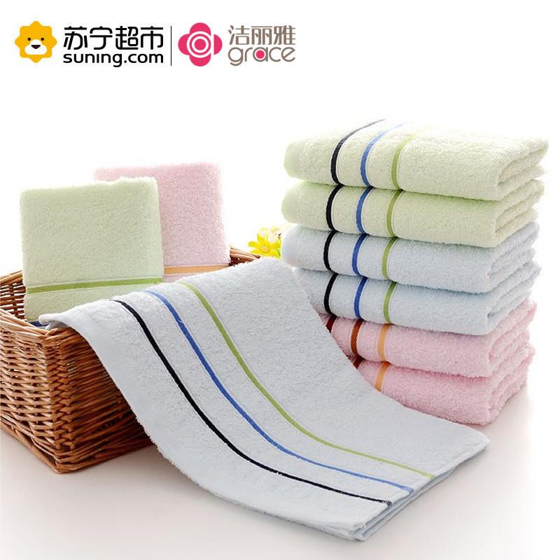 新疆阿瓦提长绒棉毛巾 绿色
